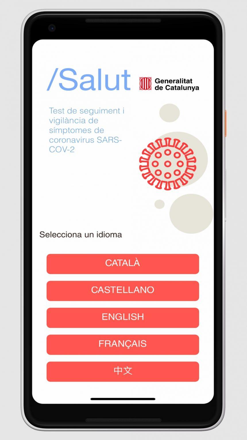 STOP COVID19 CAT- app para hacer seguimiento