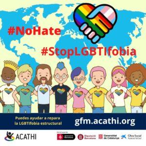 Posicionamiento Día contra la LGBTIfobia
